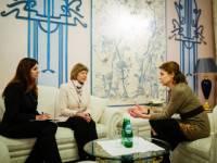 Первые леди Украины и Германии обсудили проблемы детей-переселенцев и сирот