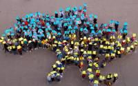 Численность населения Украины продолжает стремительно уменьшаться