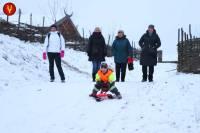 Не пропустите зимнее путешествие в Средневековье под Киевом