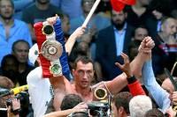 Объявлена дата боя-реванша между Кличко и Фьюри