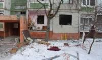 В черниговской многоэтажке прогремел взрыв