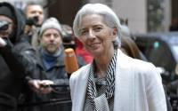 Лагард анонсировала в ближайшее время заседание Совета директоров МВФ по Украине