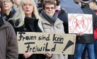 В Гамбурге арестован первый подозреваемый в нападении на женщин