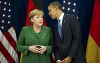 Обама и Меркель по телефону обсудили судьбу Украины