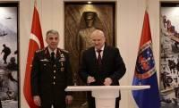 Турчинов предложил Турции объединить силы в Черноморском регионе