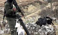Лысенко: Противник резко активизировал обстрелы позиций сил АТО