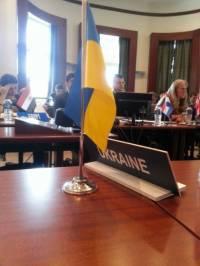 Делегация Украины покинула заседание ОЧЭС из-за председательства РФ
