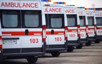 Харьковские волонтеры-медики попали под минометный обстрел возле Майорска