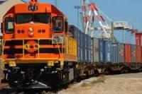 Запущенный в обход России поезд по маршруту Великого Шелкового пути прибыл на китайскую границу