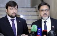 Боевики обвиняют Украину в срыве политической части минских соглашений