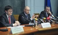 Яценюк: Российская транзитная блокада Украины провалилась