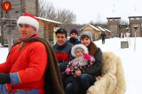 На выходных под Киевом можно отдохнуть всей семьей в атмосфере Средневековья