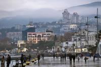 Главарь Крыма запретил чиновникам рекламировать местные курорты