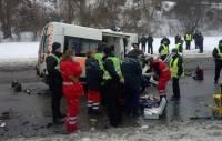 Масштабное ДТП в Харькове: 4 человека погибли, 11 получили ранения