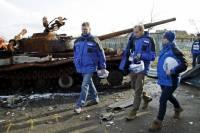 Боевики продолжают применять тяжелое вооружение /ОБСЕ/