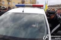 В Киевской области запустили мобильные группы реагирования полиции