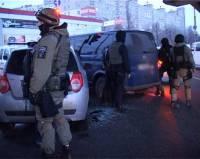 В Киеве задержали угонщиков престижных иномарок