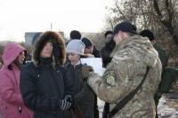 На Луганщине обнаружен нелегальный переход на оккупированную территорию