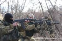 Украинские погранцы отогнали вражеских диверсантов от Мариуполя