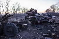 Боевики упорно продолжают обстреливать наши позиции /АТО/