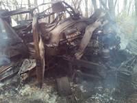 В зоне АТО на мине подорвался военный грузовик. Трое воинов получили ранения