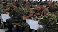 Военная прокуратура разберется с хищением солдатских пайков