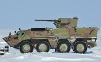 На украинские бронетранспортеры установят немецкие движки
