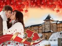В Парке Киевская Русь с размахом отпразднуют День влюбленных. Не пропустите