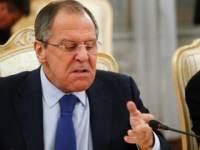 Лавров сделал вид, что не понимает, почему Меркель поддерживает Турцию, а не Россию в сирийском конфликте