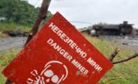 На КПП под Марьинкой на мине подорвался микроавтобус с мирными жителями. Погибли три человека
