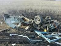 Донецкая прокуратура опубликовала фото того, что осталось от машины, подорвавшейся на мине под Марьинкой