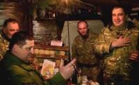 В отношении Саакашвили начато расследование за публикацию секретной информации