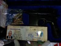 Внезапно: при обыске в одном из киевских спальных районов обнаружен наградной «Маузер» Чечетова