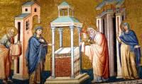 Сегодня православные празднуют Сретение Господне
