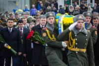 Сегодня в Украине чествуют украинских воинов, погибших в Афганистане
