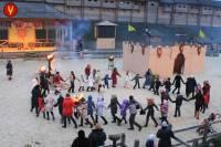 На выходних под Киевом можно отдохнуть всей семьей в атмосфере Средневековья