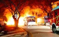 Целью террористов был автобус с военными /генштаб Турции/