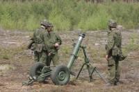 За минувшие сутки боевики 47 раз обстреляли позиции ВСУ из запрещенного оружия /пресс-центр АТО/