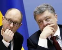Не станет ли недоотставка Яценюка началом краха Порошенко?