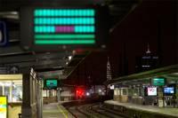 В Бельгии остановили поезд-призрак без машиниста и пассажиров