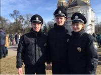 Патрульная полиция: теперь и в Чернигове