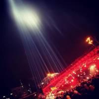Ничто не забыто. В центре Киева зажгли «лучи Достоинства» в честь героев Небесной Сотни