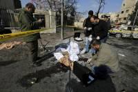 Серия взрывов в Дамаске унесла жизни 60 человек
