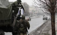 За сутки боевики 44 раза обстреляли украинских военных