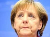 Меркель заметили за перекусом фастфудом