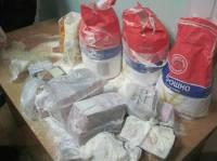 На Харьковщине задержана сепаратистка, пытавшаяся провезти 749 тыс. гривен и 298 банковских карт в... муке