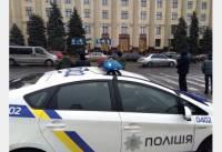 Патрульная полиция Харькова торжественно приняла присягу