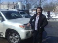 У Павла Зиброва из машины украли барсетку с документами и деньгами