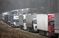 Россия предложила Украине снять ограничения на транзитные перевозки