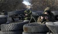 За последние сутки боевики более 80 раз обстреляли украинских военных